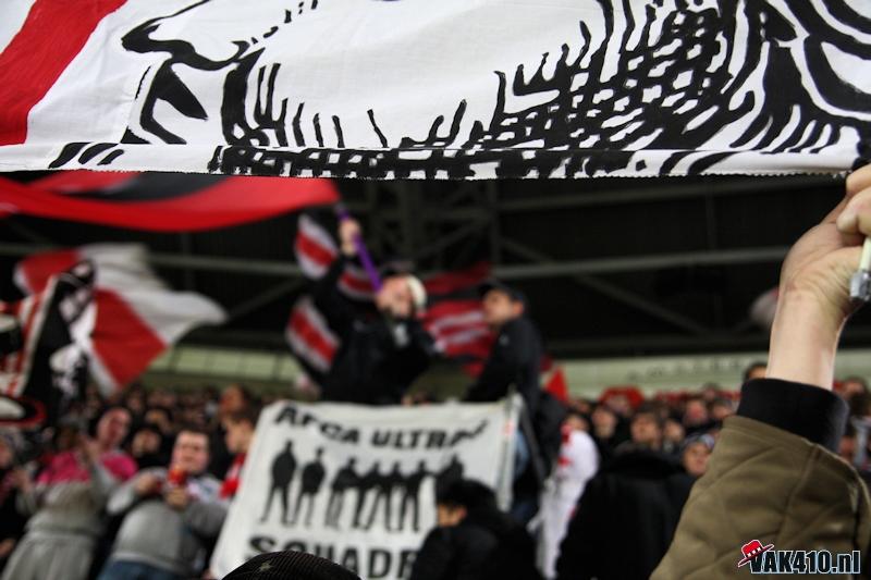 AFC Ajax - NEC (3-2 n.v.)   27-01-2010   VAK410