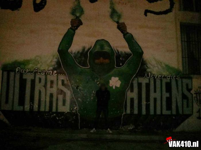 VAK410 on tour : PANATHINAIKOS - OLYMPIAKOS