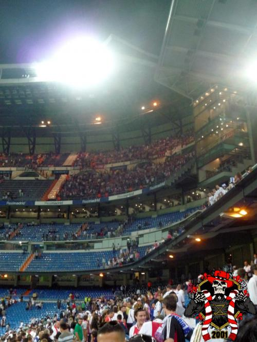 Real Madrid - AFC Ajax (3-0)