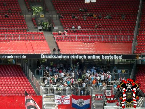 FC Nurnberg - AFC Ajax