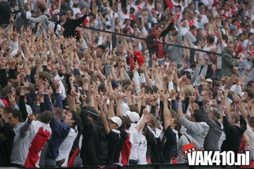 AZ - AFC Ajax (1-1, w.n.s.) beker | 06-05-2007