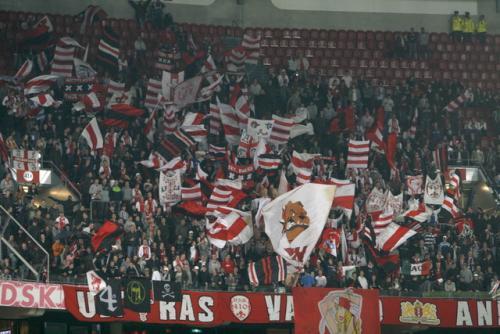 AFC Ajax - FK Borac (2-0) | 02-10-2008