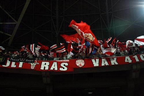 AFC Ajax - FC Utrecht (2-0) Beker