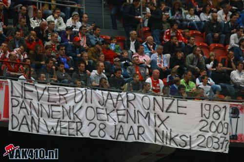 AFC Ajax - AZ (1-1) | 26-04-2009