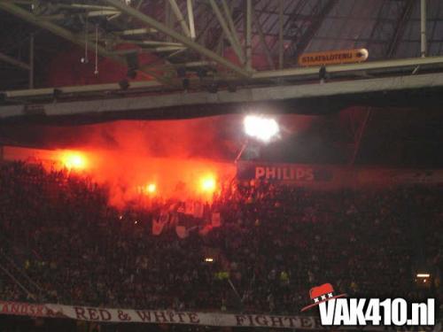 AFC Ajax - Willem II (2-0) | 07-04-2005