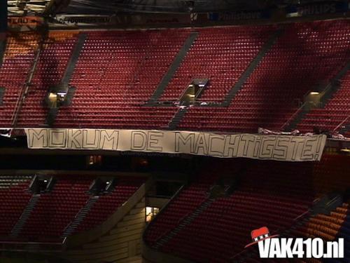 AFC Ajax - PSV (2-1) | 08-02-2004