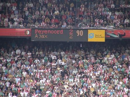 Feyenoord - AFC Ajax (2-2) | 21-09-2008