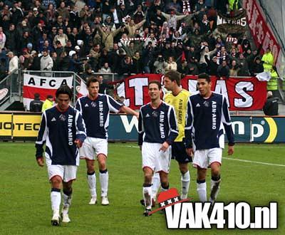 FC Twente - AFC Ajax (2-3) | 22-01-2006