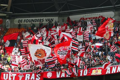 AFC Ajax - Vitesse (3-0) | 28-09-2008