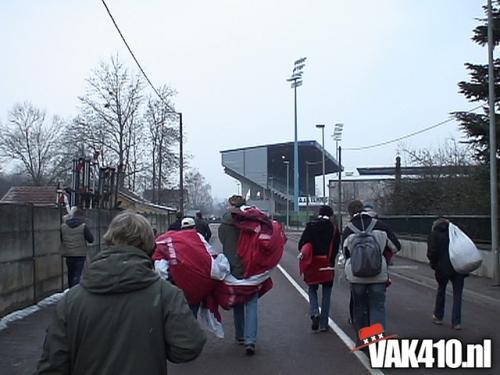 AJ Auxerre - AFC Ajax (3-1) | 24-02-2005