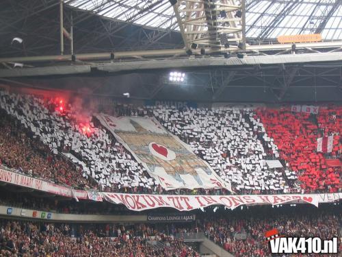 AFC Ajax - Feyenoord (1-1) | 14-11-2004
