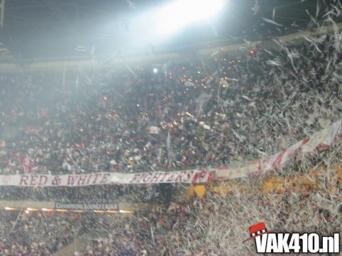AFC Ajax - AS Roma (2-1) | 10-12-2002