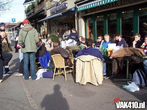 FC Thun - AFC Ajax (2-4) | 02-11-2005