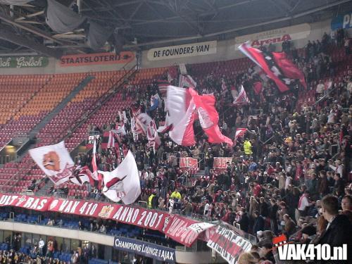 AFC Ajax - Roda JC (4-1 n.v.) beker | 22-03-2006
