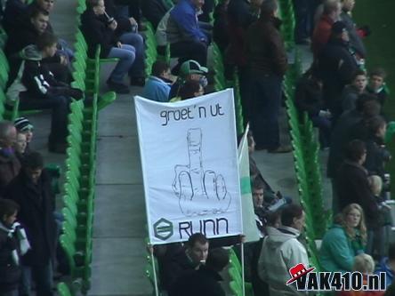 FC Groningen - AFC Ajax (0-1) | 25-01-2009