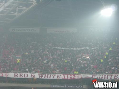 AFC Ajax - Feyenoord (2-0) | 30-11-2003