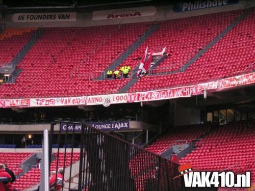 AFC Ajax - Vitesse (5-0) | 21-03-2004