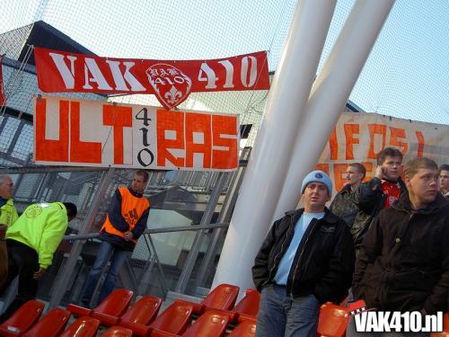 FC Utrecht - AFC Ajax (0-2) | 24-01-2005