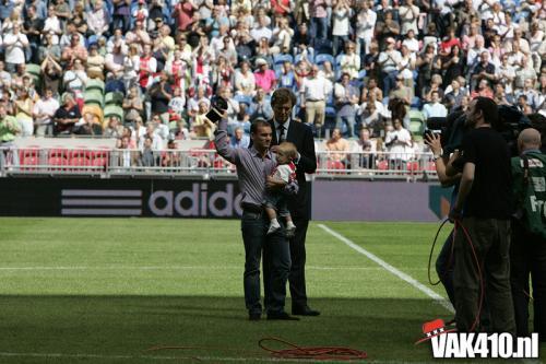 AFC Ajax - SC Heerenveen (5-1) | 26-08-2007