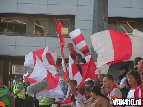 IK Start - AFC Ajax (2-5)   10-09-2006
