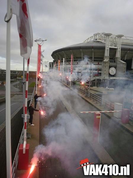ADO Den Haag - AFC Ajax (0-4) | 01-12-2013