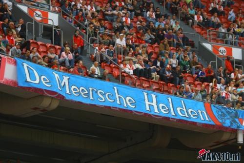 AFC Ajax - FC Twene (1-0) | 10-05-2009