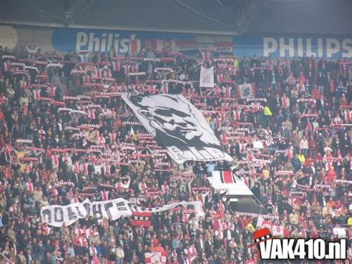AFC Ajax - PSV (0-4) | 20-03-2005