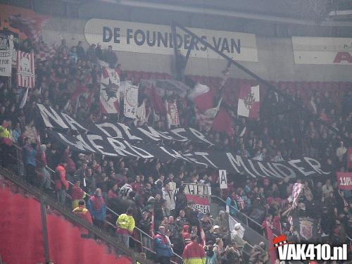 AFC Ajax - PSV (0-0) | 11-03-2006