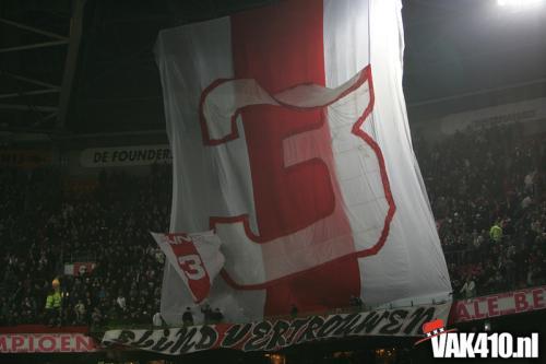 AFC Ajax - Sparta (6-2) | 15-02-2008