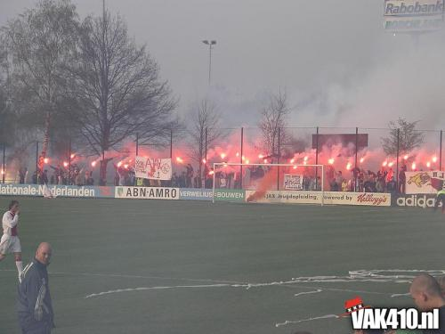 Jong Ajax - Jong Feyenoord (3-1) | 15-04-2004