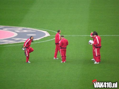 Feyenoord - AFC Ajax (0-4) | 22-10-2006