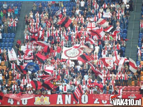 AFC Ajax - PSV (1-0) JCS | 11-08-2007