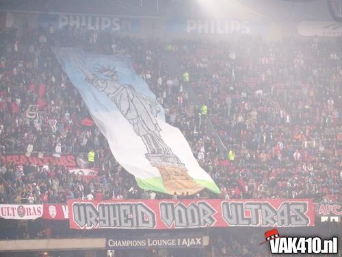 AFC Ajax - FC Twente (1-1) | 19-11-2006