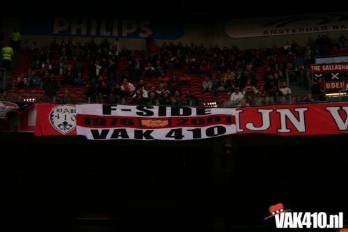 AFC Ajax - AZ (2-2) | 10-12-2006