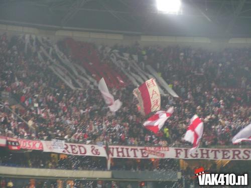 AFC Ajax - Maccabi Tel Aviv (3-0) | 19-10-2004