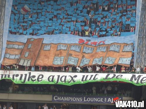 AFC Ajax - NEC (2-0) | 24-09-2006