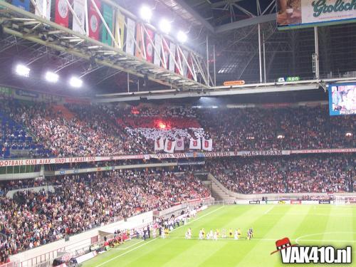 AFC Ajax - Roda JC (4-1) | 24-09-2005