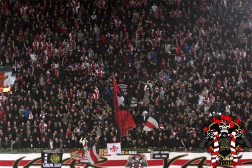 Ajax - Spartak Moskou (0-1)