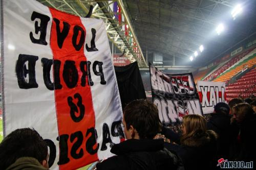 AFC Ajax - NEC (3-2 n.v.) | 27-01-2010