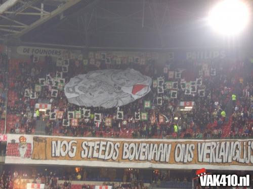 AFC Ajax - Willem II (6-0) | 03-12-2006
