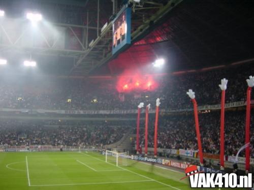 AFC Ajax - Rosenborg BK (1-1) | 22-10-2002