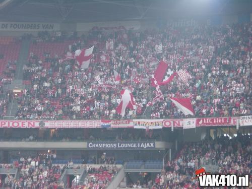 AFC Ajax - Willem II (6-0) | 28-09-2003
