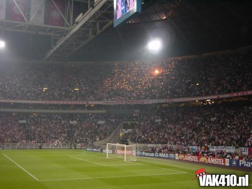 AFC Ajax - Club Brugge (2-0) | 01-10-2003