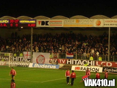 Zulte Waregem - AFC Ajax (0-3) | 14-12-2006