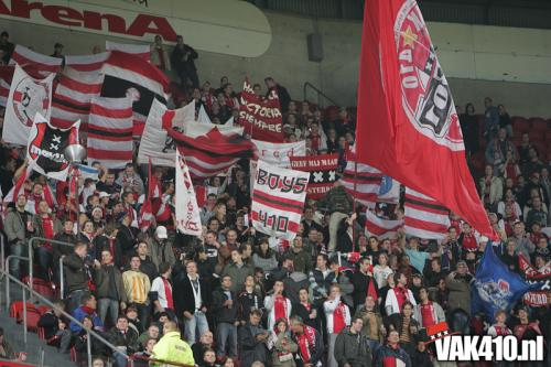 AFC Ajax - SC Heerenveen (3-1) beker | 31-10-2007
