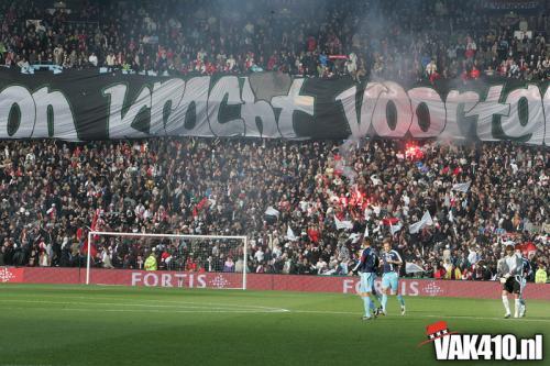 Feyenoord - AFC Ajax (2-2) | 11-11-2007