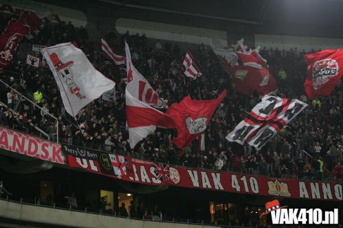 AFC Ajax - FC Utrecht (2-0) | 23-01-2008