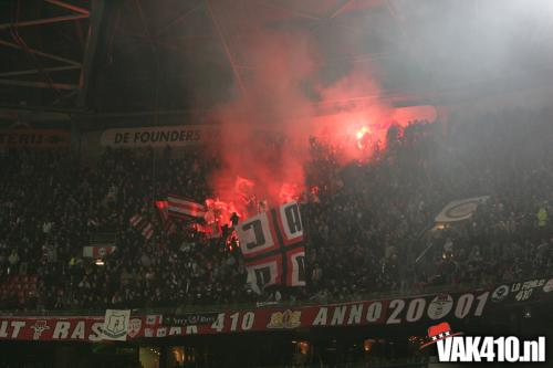 AFC Ajax - PSV (0-2) | 30-01-2008