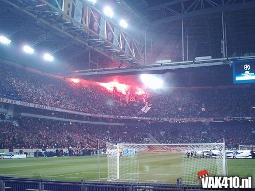 AFC Ajax - Celta de Vigo (1-0) | 22-10-2003