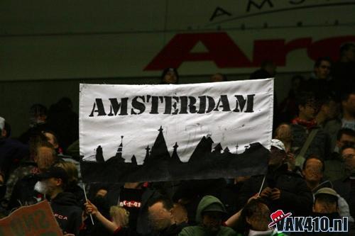 AFC Ajax - FC Volendam (2-1) |  22-02-2009